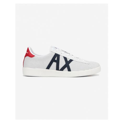 Armani Exchange Sneakers White