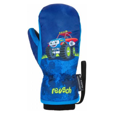 Reusch FRANCI R-TEX XT MITTEN blue - Children's mittens