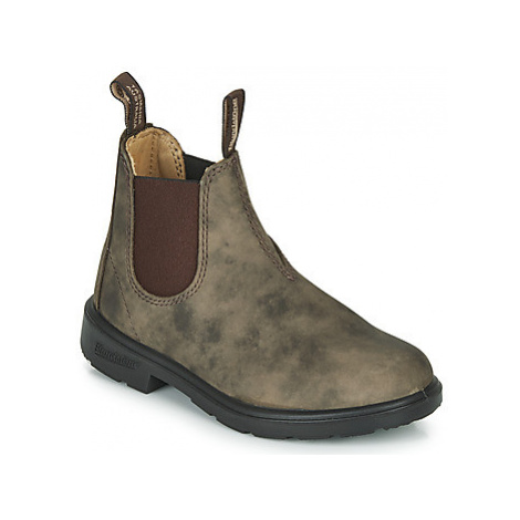 Blundstone KIDS-BLUNNIES-565 girls's Children's Mid Boots in Brown