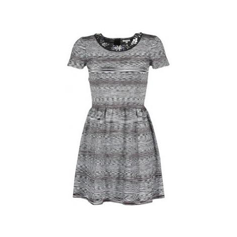 Manoush BIJOU ROBE women's Dress in Grey
