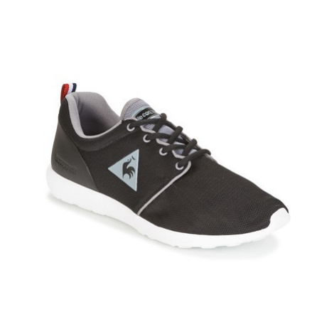 Le Coq Sportif DYNACOMF MESH women's Shoes (Trainers) in Black