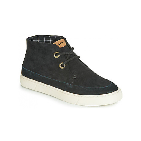 Armistice BLOW DESERT men's Shoes (High-top Trainers) in Black