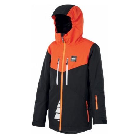 Picture MOVIE black - Children's winter jacket