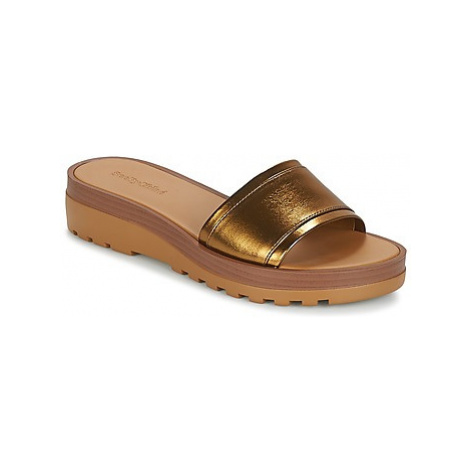 See by Chloé SB26090 women's Mules / Casual Shoes in Gold