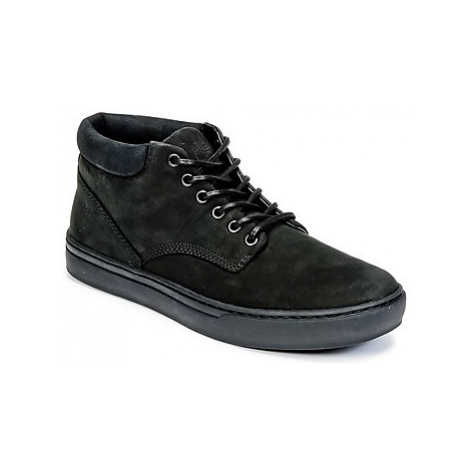 Timberland ADVENTURE 2.0 CUPSOLE CHK men's Shoes (High-top Trainers) in Black