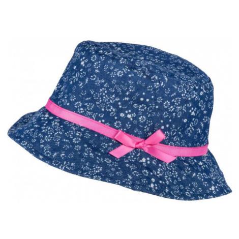 Lewro JANKA blue - Girls' canvas hat