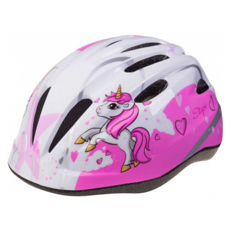 Etape REBEL JR pink - Kids' cycling helmet