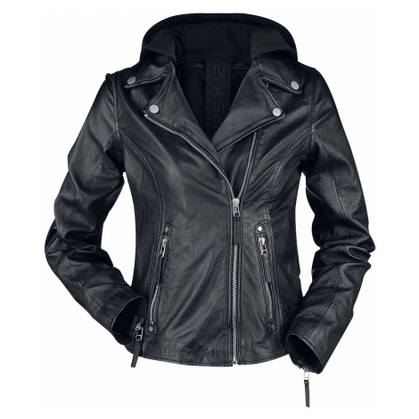 Women's leather and faux leather jackets Gipsy