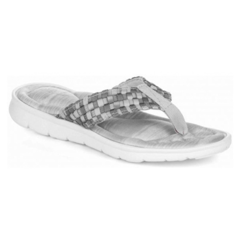 Loap SILENTA gray - Women's flip flops