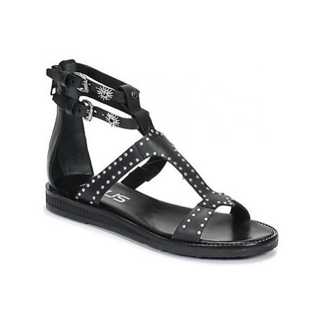 Mjus TEMPLE CLOU women's Sandals in Black