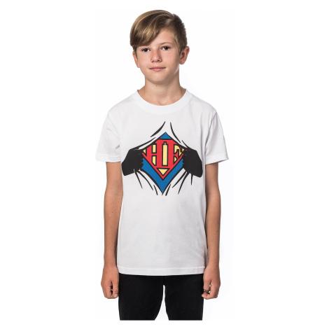 T-Shirt Horsefeathers Clark - White - boy´s