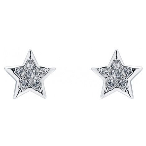 Ted Baker Silver Plated Safire Shooting Star Stud Earrings TBJ1966-01-02