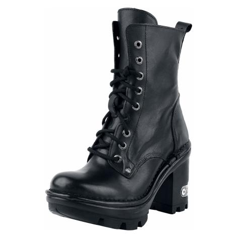 New Rock - Neotyre Negro - Boots - black