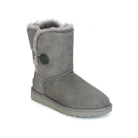 Grey women's snug boots