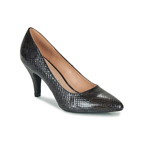 Moony Mood FURETTE women's Court Shoes in Black