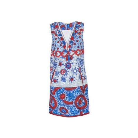 Derhy FARIBOLE women's Dress in Blue