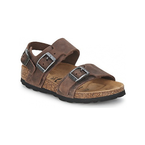 Betula Original Betula Fussbett GLOBAL 2 boys's Children's Sandals in Brown