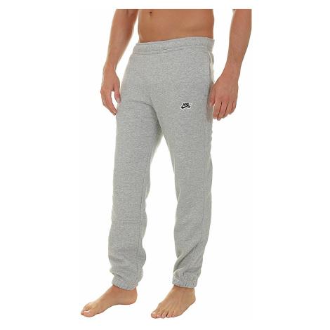 tracksuit Nike SB Icon Essential Fleece - 063/Dark Gray Heather/Black - men´s