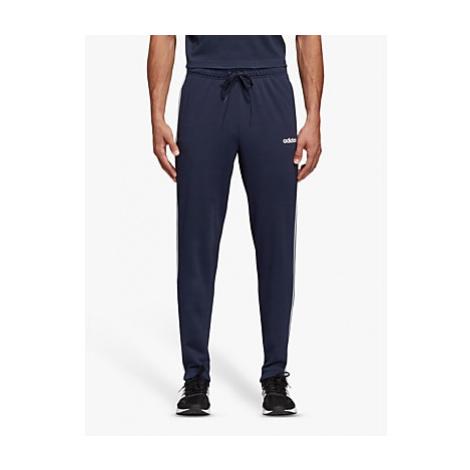 Adidas Essentials 3-Stripes Jogging Bottoms, Legend Ink/White