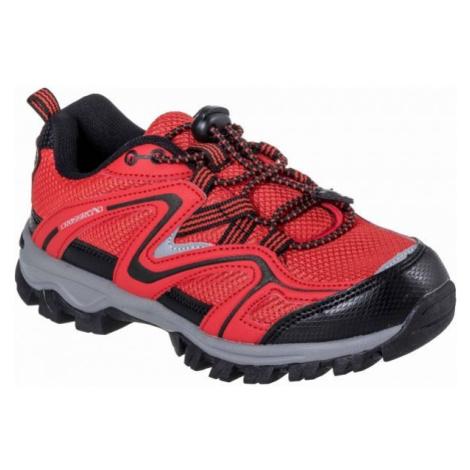 Crossroad DAMKID black - Kids' trekking shoes