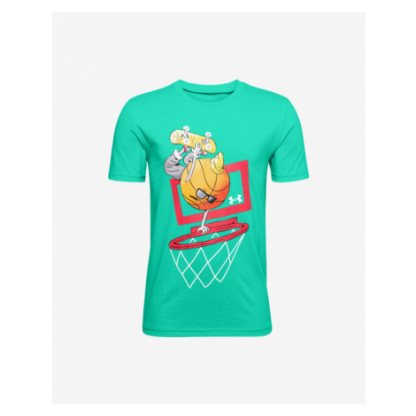 Under Armour Basketball Ill T-shirt Green