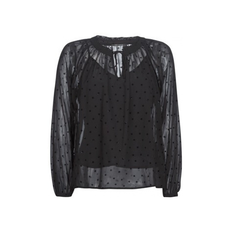 Ikks SEMUD women's Blouse in Black