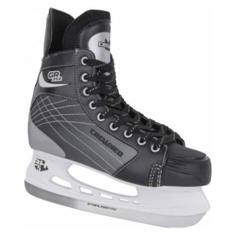 Crowned GR352 black - Men's ice skates