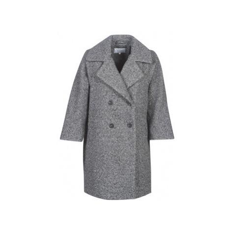 Vila VIJESSI women's Coat in Grey