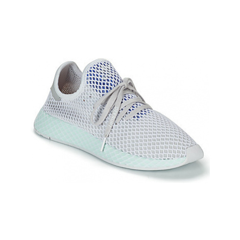 Adidas DEERUPT RUNNER women's Shoes (Trainers) in Grey