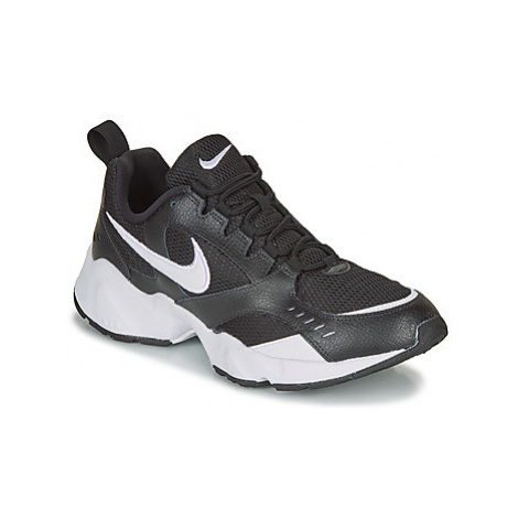 Nike AIR HEIGHTS men's Shoes (Trainers) in Black