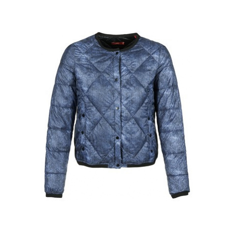Esprit OJALA women's Jacket in Blue