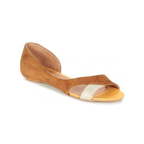 Betty London GRETAZ women's Sandals in Brown