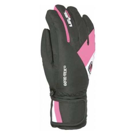 Level FORCE JR GORE-TEX black - Kids' gloves
