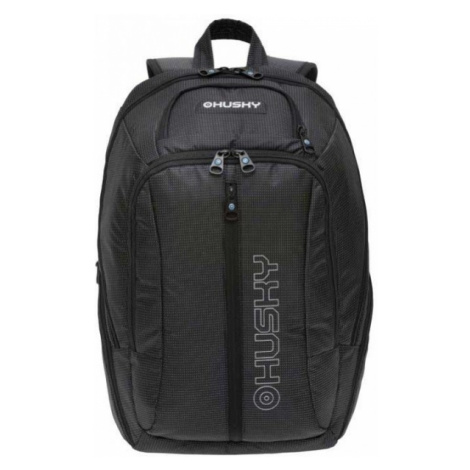 Husky SLANDER 28 black - Allround city backpack