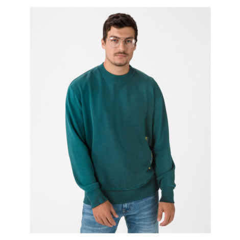 Diesel S-Bay Sweatshirt Green