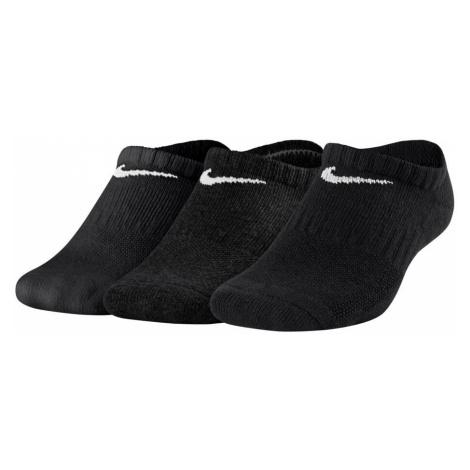 Everyday Cush No-Show Running Socks 3 Pack Kids Nike