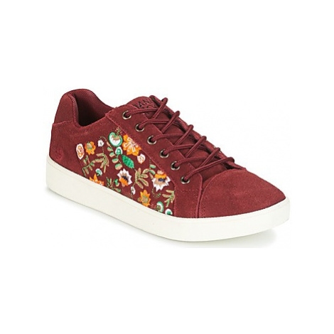 Banana Moon RACLO women's Shoes (Trainers) in Bordeaux