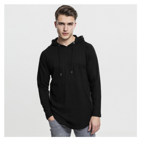 Urban Classics Long Shaped Terry Hoody black