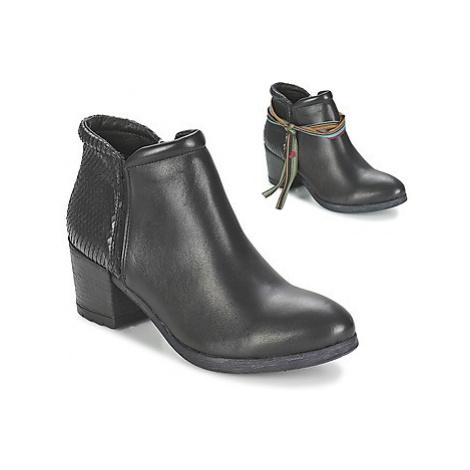 Felmini RAMSES women's Low Boots in Black