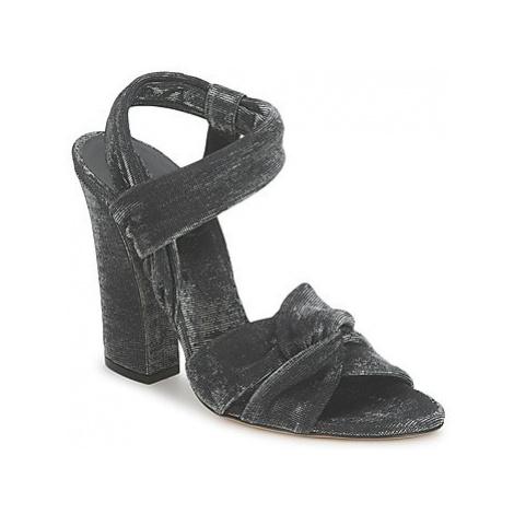 Casadei 1166N122 women's Sandals in Black