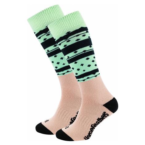 socks Horsefeathers Asha - Misty Jade - women´s