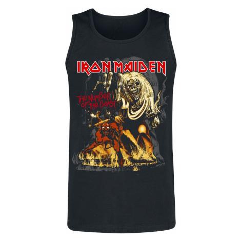 Iron Maiden NOTB Graphic Tanktop black