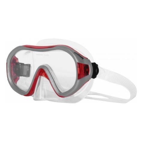 Miton DORIS red - Diving mask - Miton