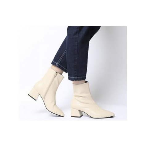Vagabond Alice Block Heel Boot TOFFEE