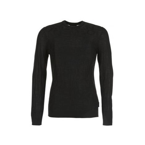 Emporio Armani TUWU men's Sweater in Black
