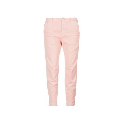 G-Star Raw BRONSON MID SKINNY CHINO WMN women's Trousers in Pink