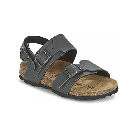 Betula Original Betula Fussbett GLOBAL 2 girls's Children's Sandals in Grey
