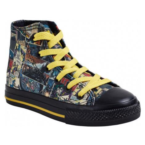 Warner Bros COMICS black - Unisex kids' sneakers