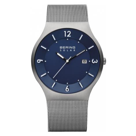 Unisex Bering Slim Solar Solar Powered Watch 14440-007