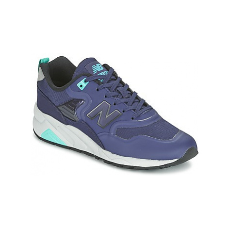 New Balance MRT580 women's Shoes (Trainers) in Blue